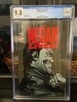Walking Dead Negan Lives #1 CGC 9.8 NEW SLAB