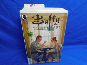 Buffy The Vampire Slayer Season 10 #19 Low Print Dark Horse Comics VF+