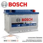 Bosch Silver S4 008 74 Ah 74Ah 680A-EN Auto batterie Starterbatterie Audi Bmw VW