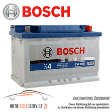 Bosch Silver s4 008 74 ah 74ah 680a-en batería de coche-batería de arranque 0092s40080