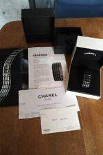 Chanel Chocolat Ladies Watch Black