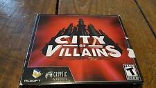 City of Villains (PC, 2005)