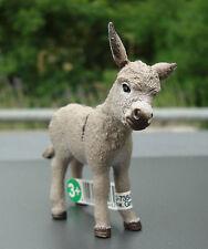 Schleich Esel Fohlen 13746, NEU mit Etikett, Farm World