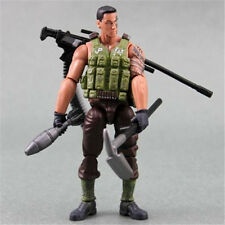 "2009 Gi Joe 25th 30TH anniversary Jurassic Park Jp 4"" Action Figure toy N12"