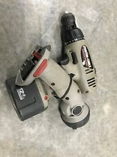 Porter Cable Professional Power Tools Model 886 & Model 869 Drill & Flashlight W