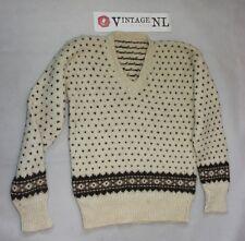 Islander  NORWEGER Pullover  Gr 52 (geschatzt) Herren  WOLLE