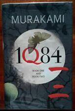 Haruki Murakami~1Q84 Books 1 & 2~2011 Modern Literature First Edition