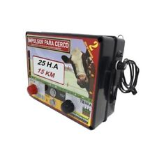 electric fence energizer 300 Hectares 750 Acres