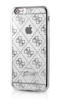 Cover e custodie GUESS Per iPhone 7 argento per cellulari e palmari