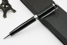 BAOER 3035 black color ballpoint pen silver CLIP FREE SHIPPING