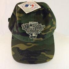 Pittsburgh Pirates 2006 All Star Game Strapback Hat Baseball Cap Camouflage MLB