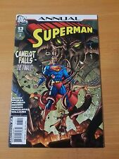 Superman Annual #13 ~ NEAR MINT NM ~ (2008, DC Comics)