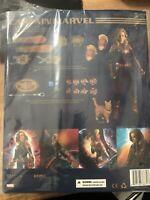 Mezco Collective CAPTAIN MARVEL CAROL DANVERS Figure Marvel Avengers Movie