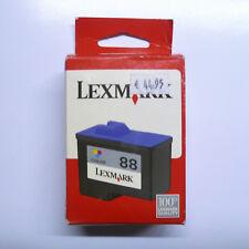 LEXMARK 88 Color x5100 x5130 x5150 x5190 x6100 x6150 x6170 z55 z65 --- NEUF dans sa boîte AD