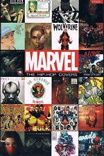 MARVEL THE HIP-HOP COVERS HIP HOP VARIANT SAMPLER Marvel Comics 2016