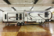 New 2016 Sierra 360PDEK Luxury Rear Deck 5th Fifth Wheel with Outside Kitchen