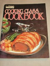WOMENS WEEKLY COOKBOOK COOKING CLASS COOKBOOK  A FAVOURITE,MASTER CHEF