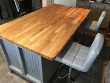 Kitchen Island Rustic hand made - The Holkham