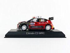 Véhicules miniatures blancs Citroën 1:43