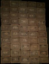 INDIA OLD INTERESTING SANSKRIT LITHOGRAPH LOT, 236 LEAVES-472 PAGES, 50 PARTS.