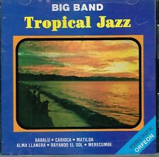 Big Band Tropical Jazz Brand New Sealed Cd