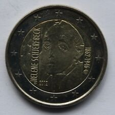 FINLAND - 2 € commemorative euro coin 2012 - Helene Schjerfbeck