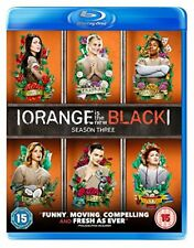 Orange is the New Black Season 3 [Blu-ray] [DVD][Region 2]