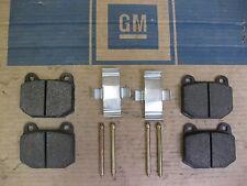 Opel GT - Kadett B - Bremsbelagsatz für belüftete ATE-Bremsscheibenanlage 246mm