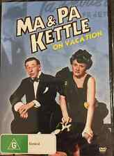 MA & PA KETTLE ON VACATION DVD [New/Sealed]