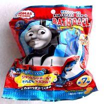 Japanese Bath ball bomb THOMAS & FRIENDS inside Mascot Kids Gift!