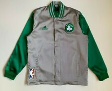 Celtics Basketball NBA Adidas Mens Light Jacket Size M