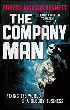 The Company Man, New, Bennett, Robert Jackson Book