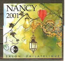 BLOC CNEP NON DENTELE N° 33 A** NON  DENTELE SALON NANCY 2001