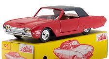SOLIDO  Ford Thunderbird 1963 Rouge / Toit Noir