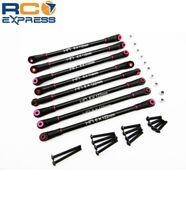 Hot Racing Axial SCX10 Aluminum Full Four Link Set for 305mm wb SCX305TL01