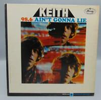 Keith 98.6/Ain't Gonna Lie LP SR-61102 Mercury Records