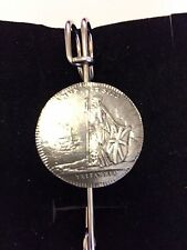 "Charles Edward Stuart moneda WC39 Bufanda Broche y Kilt Pin estaño 3"" 7.5 Cm"