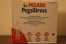 PEGASO - PEGASTRESS integ.alim. di fermenti lattici e vitamina B5 (18 bustine)