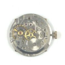PARTIAL BULOVA 11AF SWISS 17J MANUAL WIND WATCH MOVEMENT FOR PARTS OR REPAIR