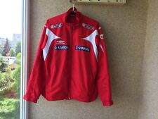 Norway Handball Jacket S Umbro Vintage Red Banken