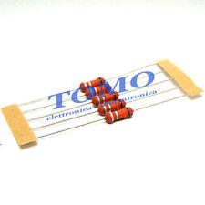 Resistenza a fusibile 0,1Ω 1W R1 0,1ohm 5 pezzi