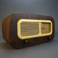 Vintage Philco Am Tube Radio Model 48-206