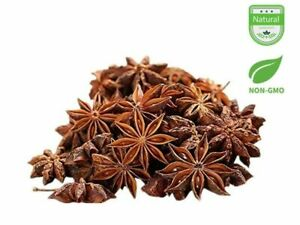 Premium Organic Whole Star Anise Aniseed Seeds 1 Pound  FAST FREE SHIPPING