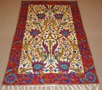Large Persian Handmade Wool Rug Carpet Runner,Oriental Antique Floor Decor