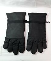 USGI INTERMEDIATE Cold/ Wet Weather Gloves Unisex Black Size 3 Excellent Cond.