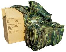 New Genuine US Military Surplus Woodland Poncho Liners (10 Pack) Bulk