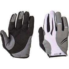 Evo Espresso Gel Pro Full Finger Glove White X-Large Breathable Lightweight
