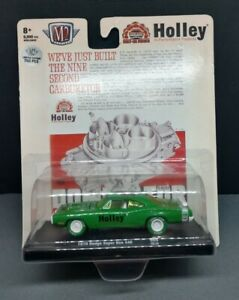 1970 '70 DODGE SUPER BEE 440 HOLLEY CHASE CAR AUTO DRIVERS M2 MACHINES 2020 RARE