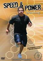 Speed and Power Training DVD featuring David Sandler