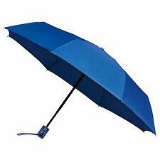 b84b845bb Strong Umbrella MiniMax Auto open & Close Umbrella Windproof Blue NEW